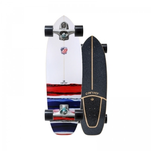 Carverskateboard [카버보드] 32.5〃USA Resin Surfskate Complete
