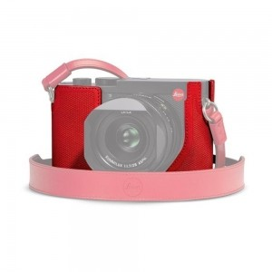 Leica Q2 Protector, red