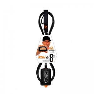 "KS 1.1 - ULTIMATE 8'0"" ONE PIECE LEASH - 7mm"